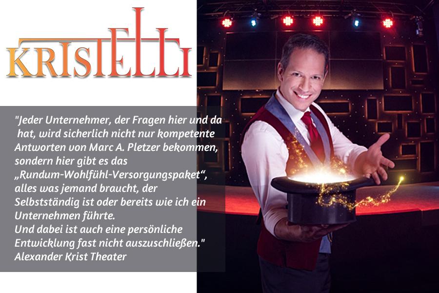 Alexander Krist Theater über Boosta